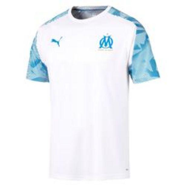 Oferta de Camiseta de entrenamiento Olympique de Marsella Puma adulto por 31,99€