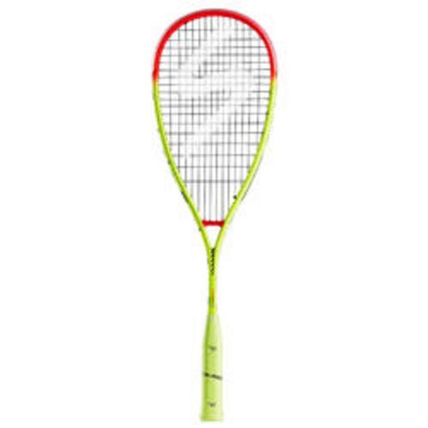 Oferta de Raqueta Squash Salming Grit Power Lite Adulto Amarillo/Rojo por 99,99€