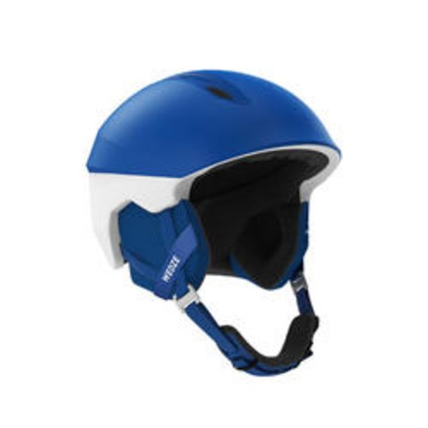 Oferta de Casco Esquí y Snowboard, Wedze, H PST 580, Adulto, Azul por 39,99€