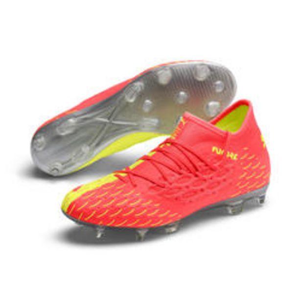 Oferta de Botas de fútbol FUTURE 5.3 FG PUMA niños por 42,99€