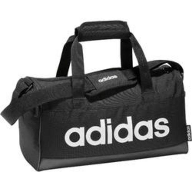 Oferta de Bolsa Deporte Gimnasio Fitness Adidas Negro Blanco por 10,99€