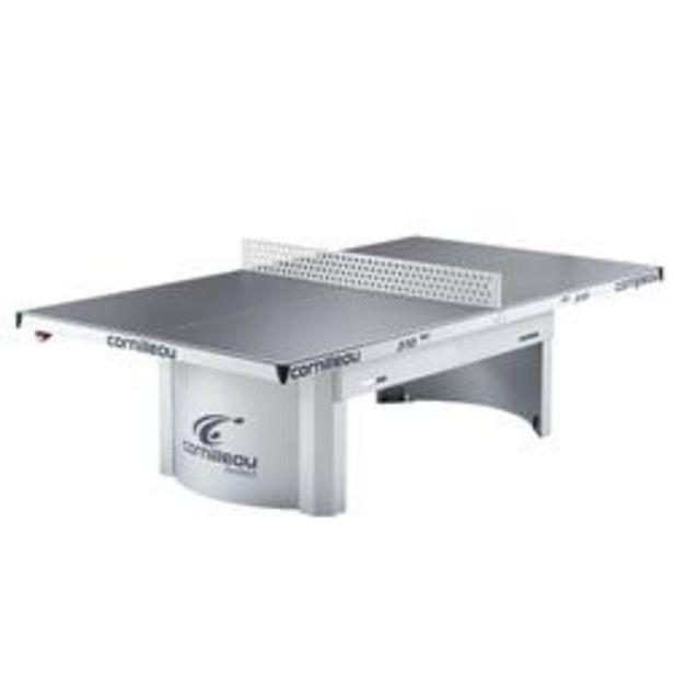 Oferta de PRODUCTO OCASIÓN: Mesa de Ping-Pong Cornilleau Free 510 Pro Outdoor Gris por 807,49€