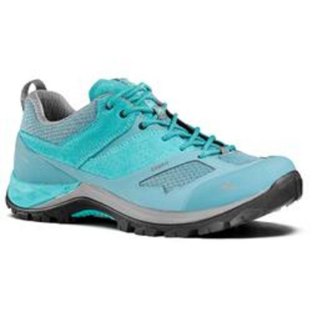 Oferta de Zapatillas de Montaña y Trekking, Quechua, MH500, Mujer, Turquesa por 39,99€