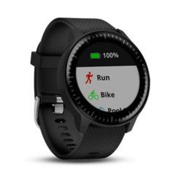 Oferta de Reloj conectado Vivoactive 3 Music con pulsómetro muñeca y GPS negro por 249,99€