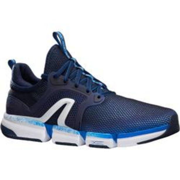Oferta de Zapatillas Caminar PW 590 Xtense Hombre Azul Marino por 21,99€