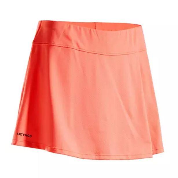 Oferta de Falda de Tenis SK Soft 500 Mujer Coral por 10,99€