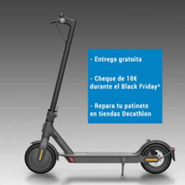 Oferta de PATINETE ELECTRICO XIAOMI 1S NEGRO por 399,99€