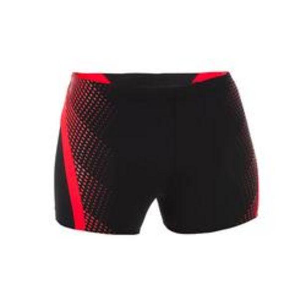 Oferta de Bañador Bóxer Speedo Lava Negro Rojo por 19,99€