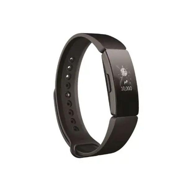 Oferta de Pulsera de Actividad Fitbit Inspire Negro por 42,99€