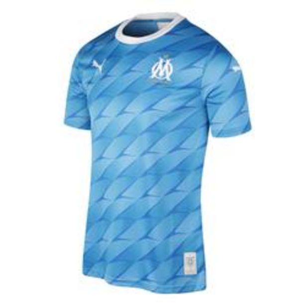 Oferta de Camiseta Olympique de Marsella 19/20 visitante adulto por 45,99€
