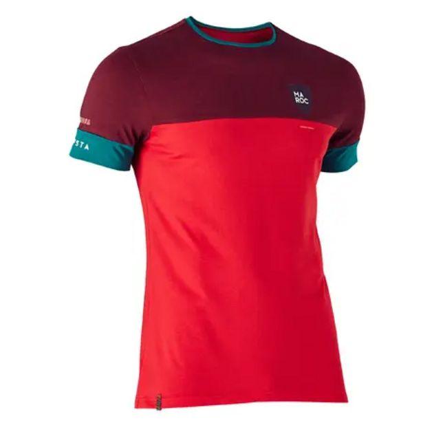 Oferta de Camiseta de fútbol niños FF100 Marruecos por 4,99€
