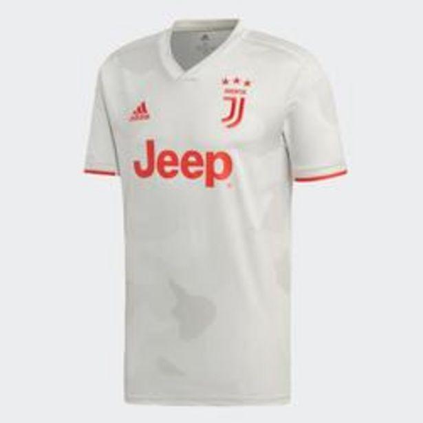 Oferta de Camiseta Juventus 19/20 visitante adulto blanco por 44,99€