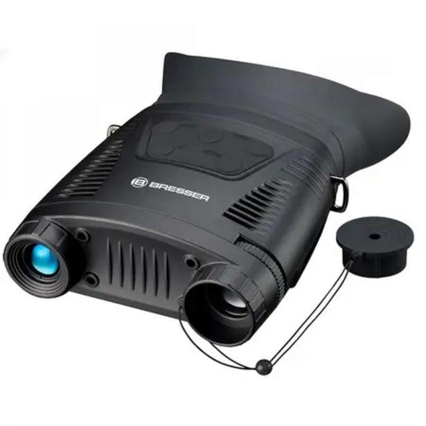 Oferta de Binocular de Visión Nocturna Digital 3,5x m Captura Monocromática por 124€