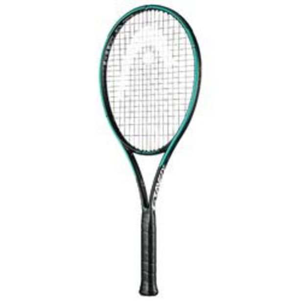 Oferta de Raqueta de Tenis Adulto Gravity S Graphene 360+ Naranja Azul por 109,99€