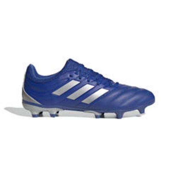 Oferta de Botas de Fútbol Adidas Copa 20.3 FG adulto azul por 44,99€