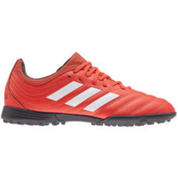 Oferta de Botas de Fútbol Adidas Copa 20.3 HG niños rojo por 29,99€