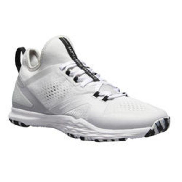 Oferta de Zapatillas fitness 920 gris blanco por 29,99€