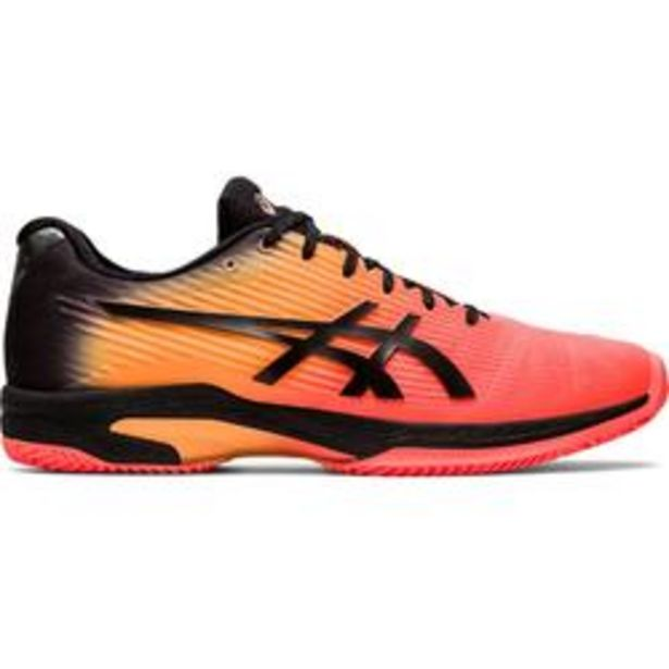Oferta de ZAPATILLAS DE TENIS HOMBRE GEL SOLUTION SPEED FF NARANJA TIERRA BATIDA por 84,99€