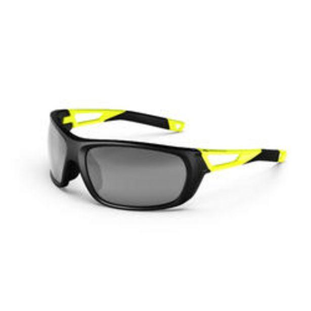 Oferta de Gafas De Sol De Montaña MH580 Fotocromáticas Categoría 2 A 4 Adulto Amarillo por 29,99€