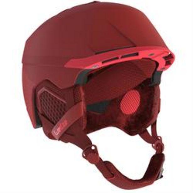 Oferta de Casco de esquí Freeride adulto Carv 700 Mips Rojo por 36,99€
