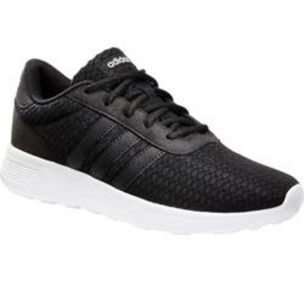 Oferta de Zapatillas Caminar Adidas Lite Racer Mujer Negras por 29,99€