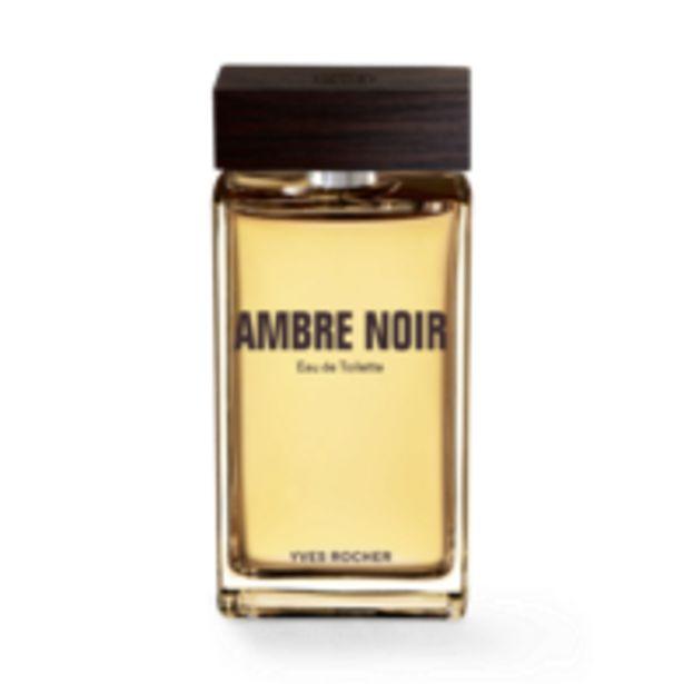 Oferta de Eau de Toilette Ambre Noir - 100 ml por 30,54€