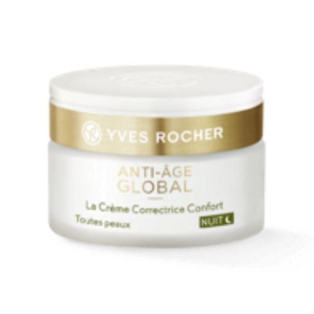 Oferta de Crema Multi-acción Confort Noche - Todo tipo de pieles por 25,95€