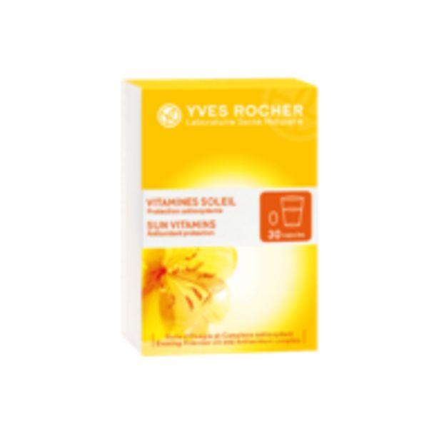 Oferta de Vitaminas para el Sol por 11,7€