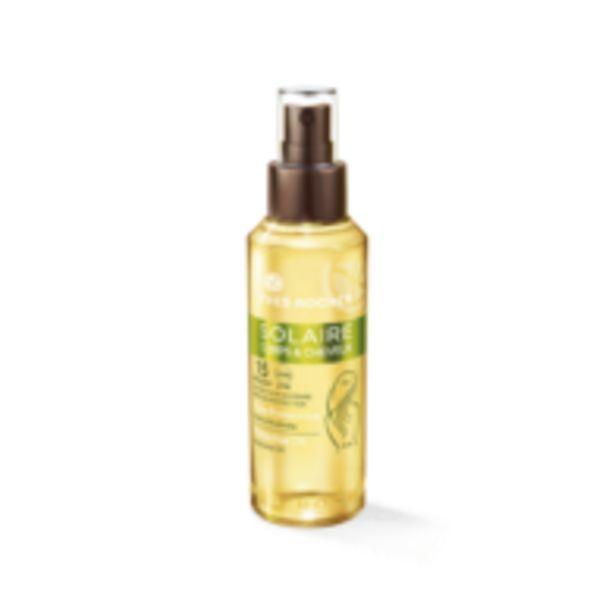 Oferta de Aceite protector cuerpo y cabellos FPS15 por 8,85€