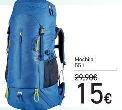 Oferta de Mochila por 15€