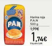 Oferta de Harina roja P.A.N por 1,74€