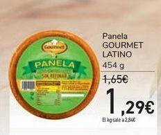 Oferta de Panela GOURMET LATINO por 1,29€
