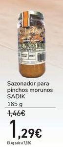 Oferta de Sazonador para pinchos morunos SADIK por 1,29€