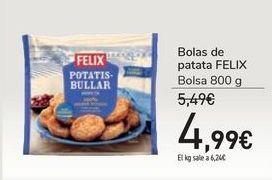 Oferta de Bolas de patata FELIX por 4,99€