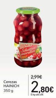 Oferta de Cerezas HAINICH por 2,8€