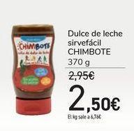 Oferta de Dulce de leche sirvefácil CHIMBOTE por 2,5€
