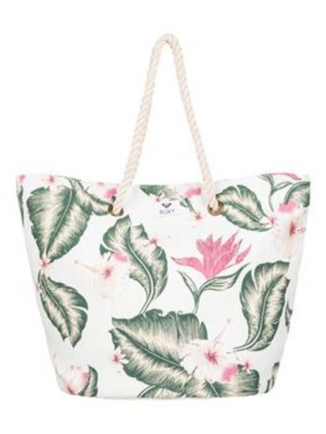 Oferta de Sunseeker 30L - Bolsa de Playa de Paja para Mujer por 25,88€