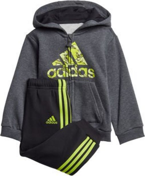 Oferta de Chándal Fleece Hooded por 33,53€