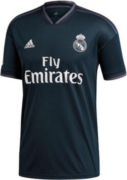 Oferta de Camiseta segunda equipación fútbol Real Madrid A JSY LFP temporada 2018-2019 por 53,99€