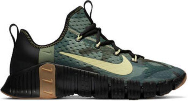 Oferta de Zapatillas de training Nike Free x Metcon 3 por 95,99€