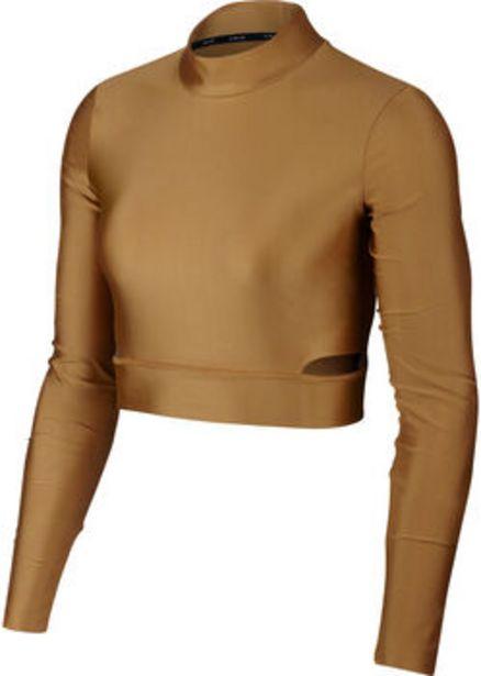 Oferta de Camiseta de manga larga de entrenamiento por 32,99€