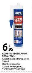 Oferta de Adhesivos ceys por 6,95€
