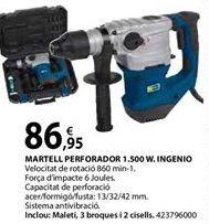 Oferta de Martillo percutor por 86,95€