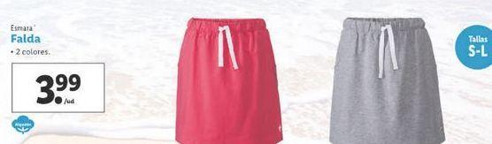 Oferta de Faldas esmara por 3,99€