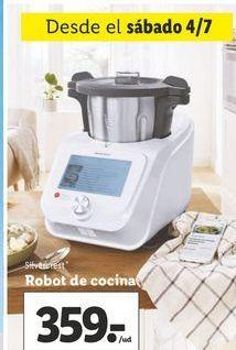 Oferta de Robot de cocina SilverCrest por 359€