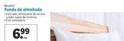 Oferta de Funda de almohada Meradiso por 6,99€