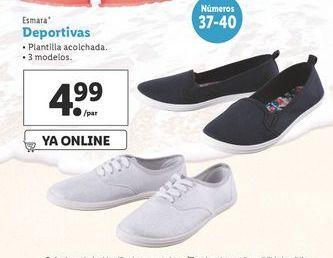 Oferta de Deportivas esmara por 4,99€