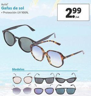 Oferta de Gafas de sol Auriol por 2,99€