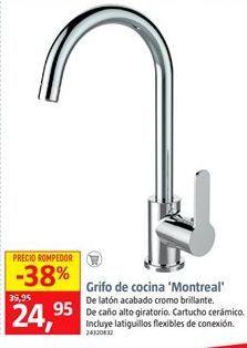Oferta de Grifo de cocina por 24,95€
