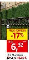 Oferta de Seto artificial por 6,32€